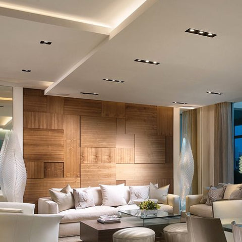 Modern ceiling lights modern chendeliers 2modern recessed lighting mozeypictures Images