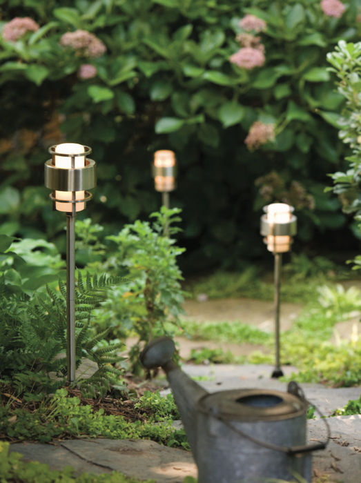 Landscape Lighting Saturn Path Light by Hinkley