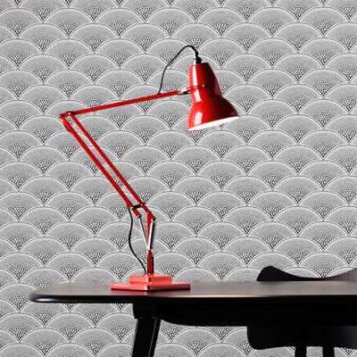 Anglepoise Original 1227 Desk Lamp in Signal Red