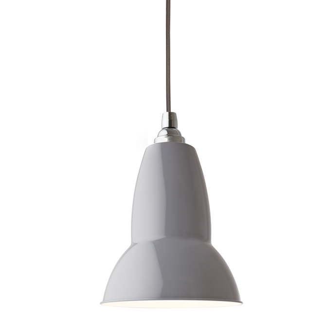 Anglepoise 1227 Pendant Light in Dove Grey