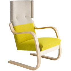 Block Party: Artek Armchair 401 by Hella Jongerius