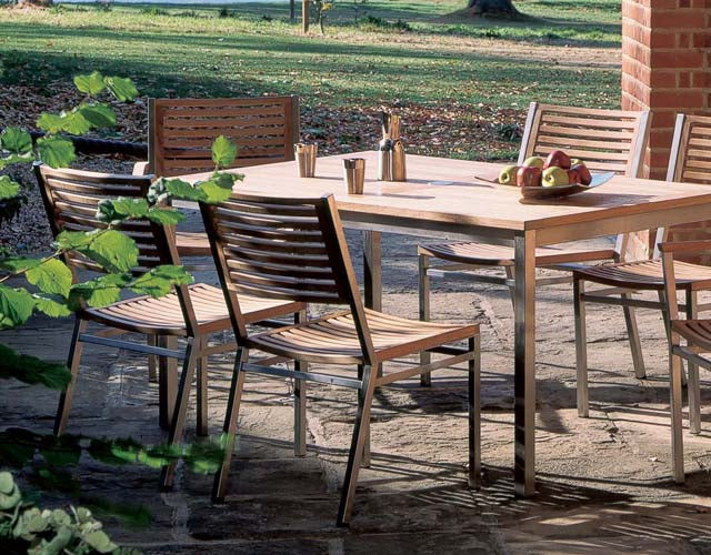 Save 15% on Barlow Tyrie Outdoor Furniture
