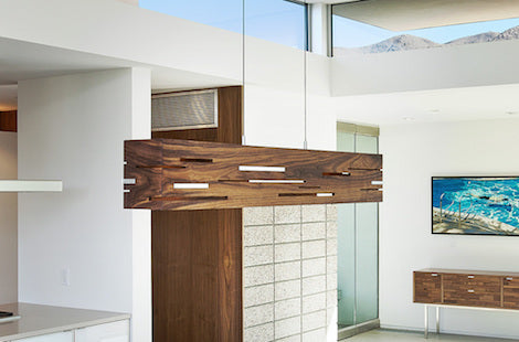 Linear Pendant by Cerno