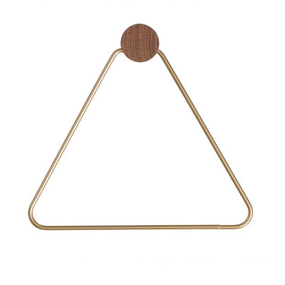 Ferm Living Triangle Toilet Paper Holder