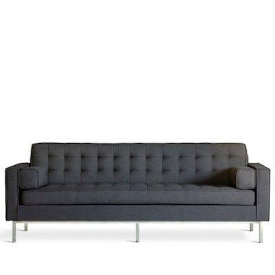 Gus Spencer Sofa in Urban Tweed Ink