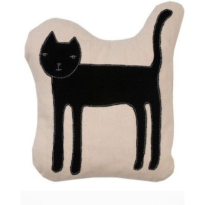 Cat Pillow by Studio K