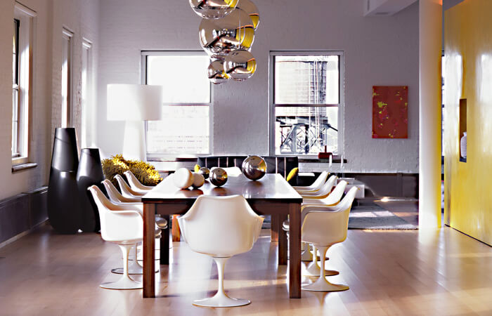 Knoll Saarinen Tulip Chairs