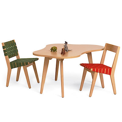 Knoll Amoeba Childu0027s Table By Jens Risom