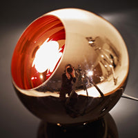 Copper Floor Lamp designed by Tom Dixon