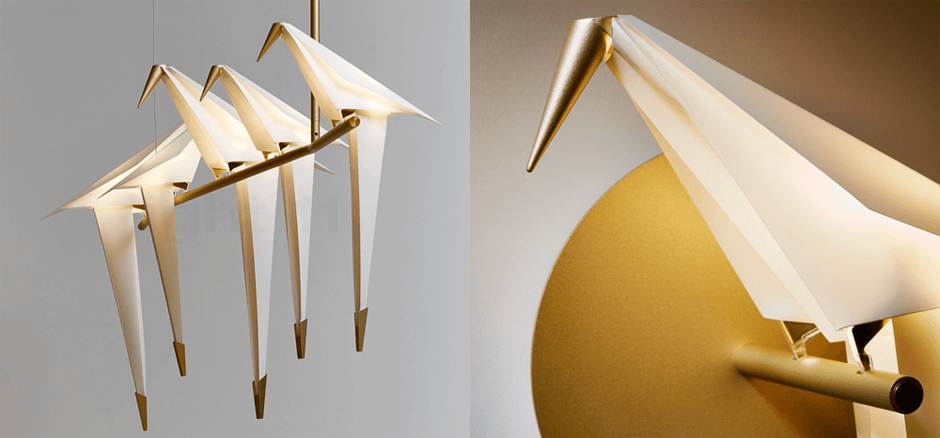 Moooi Perch Lighting Collection