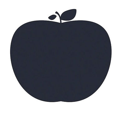 Big Apple Chalkboard Decal by Wall Candy Arts