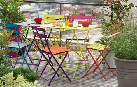 Fermob modern patio furniture 2modern - Les jardins au bout du monde outdoor furniture ...