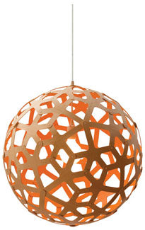 David Trubridge Coral Pendant on Sale