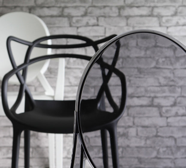 Save 15% on Kartell Masters Chairs, Ghost Chairs, and Lighting
