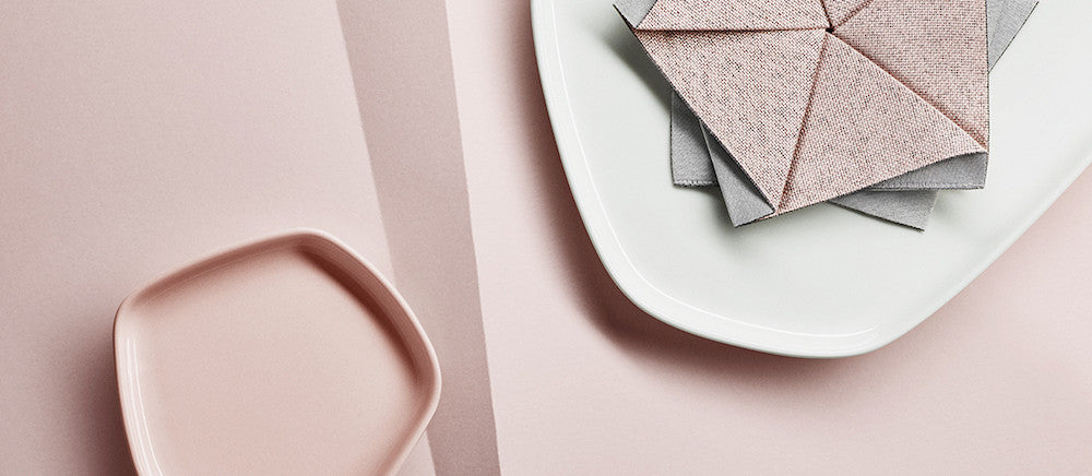 Modern Pastels trend featuring abstract photo of pastel hued accents