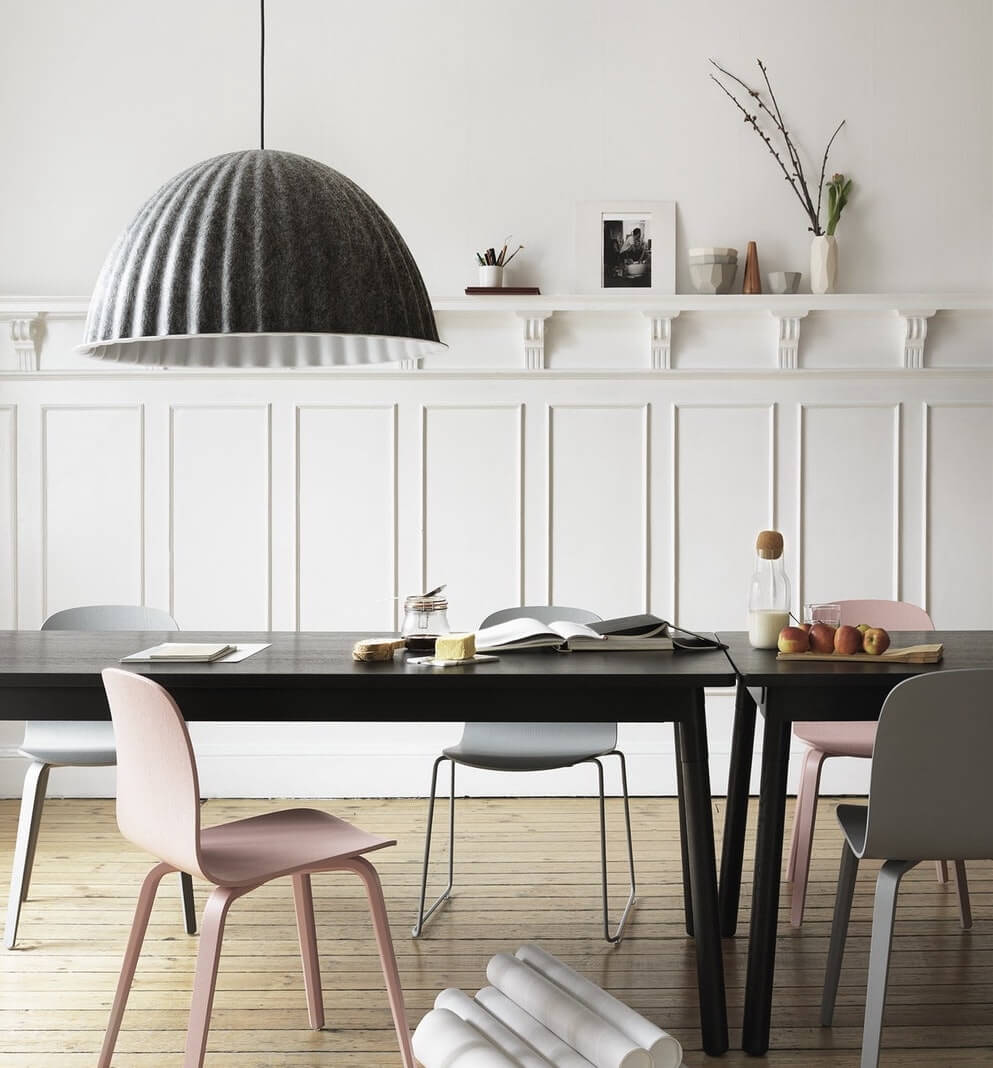 Just in muuto scandinavian furniture lighting