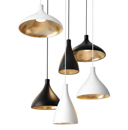 Pablo Swell Indoor Outdoor Pendant Lights