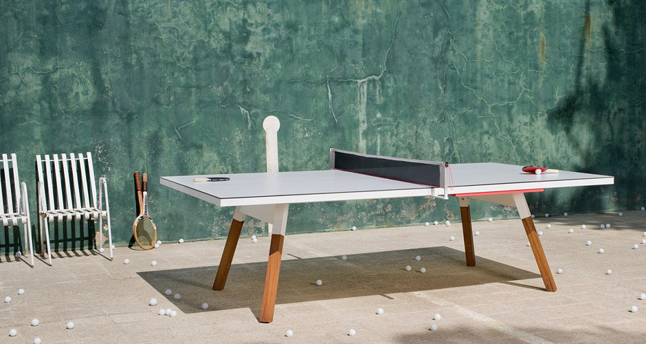 RS Barcelona Sale Featuring You and Me Ping Pong Table