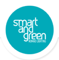 Smart and Green logo