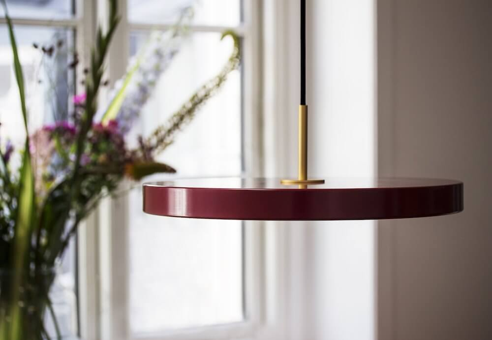 Asteria LED Pendant Light from VITA Copenhagen
