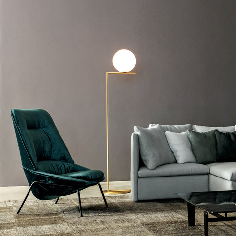 IC Lights F Floor Lamp