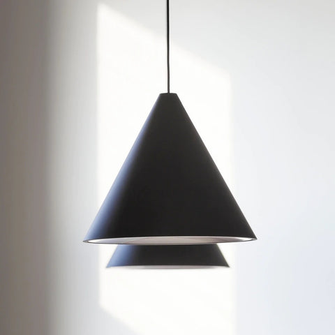 String Light Cone Pendant Lamp
