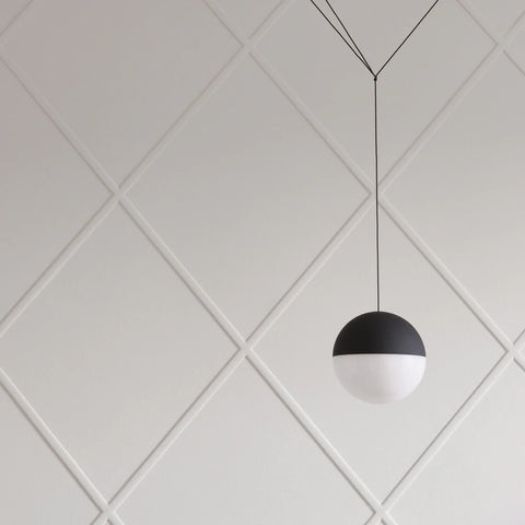 String Light Sphere Pendant Lamp