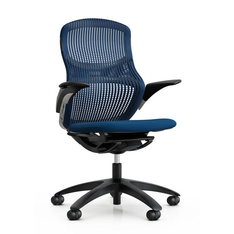 Generation Colored Office Chair - Height Adjustable