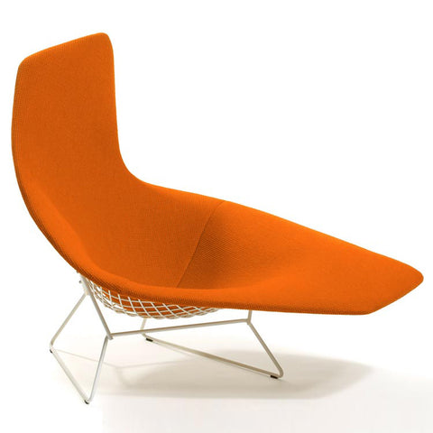 Bertoia Asymmetric Upholstered Chaise
