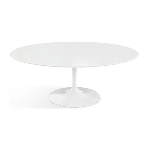 Saarinen 42 Inch Oval Coffee Table