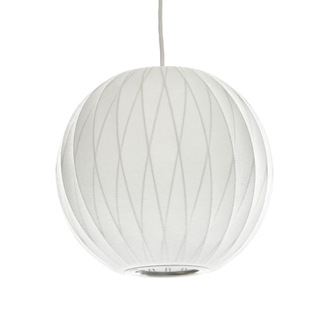 Ball Crisscross Lamp