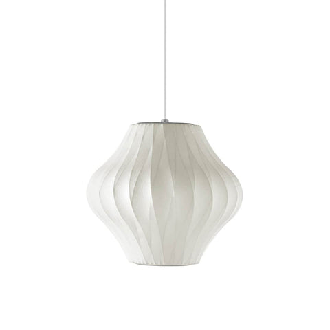 Pear Crisscross Lamp