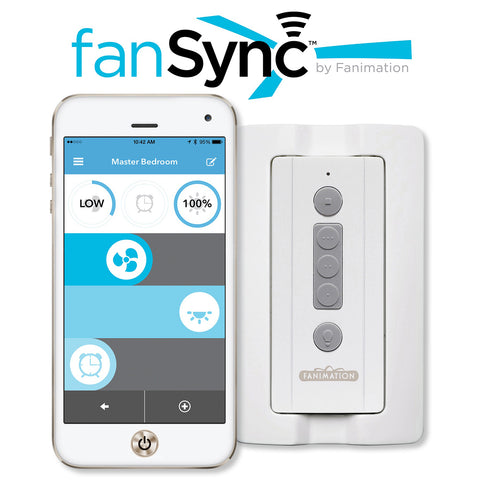fanSync Bluetooth Receiver and Hand Held Remote Accessory Kit