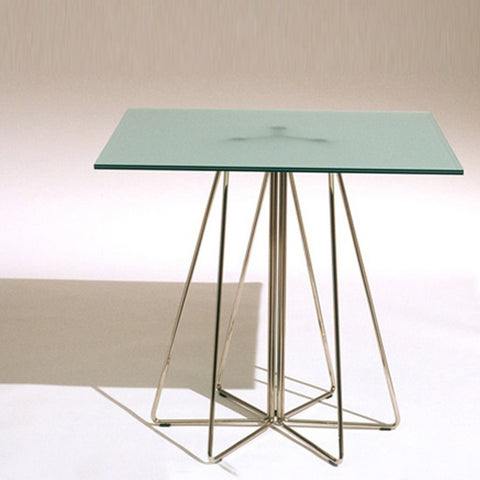 Paperclip Outdoor Square Table