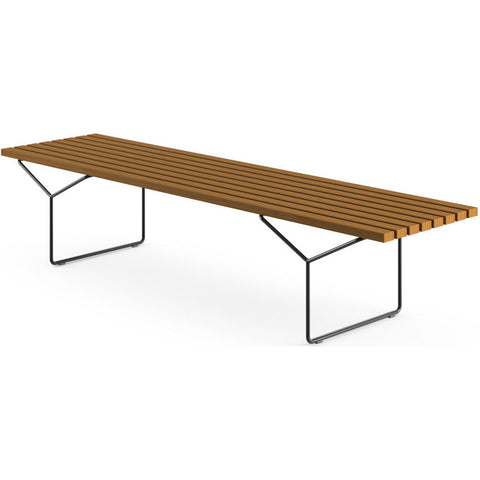 Bertoia Outdoor Bench