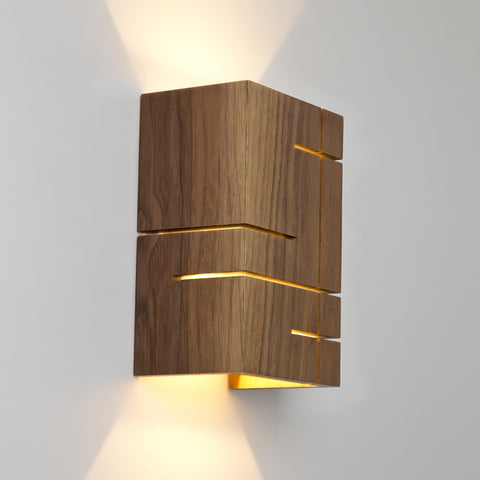 Claudo 2 Light LED Wall Sconce
