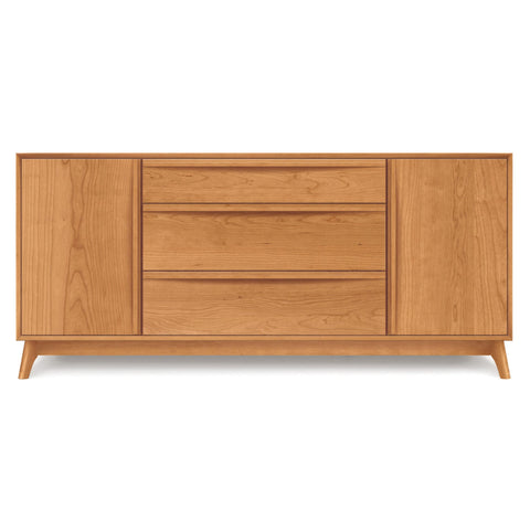 Catalina 1 Door On Either Side Of 3 Drawer Buffet