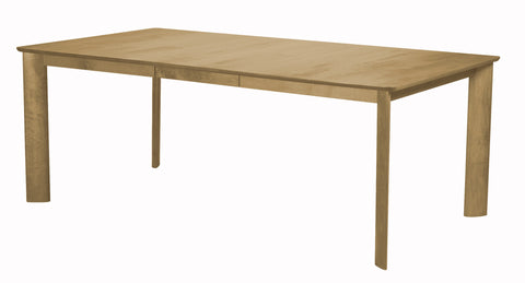 Ari Rectangular Extension Maple Dining Table