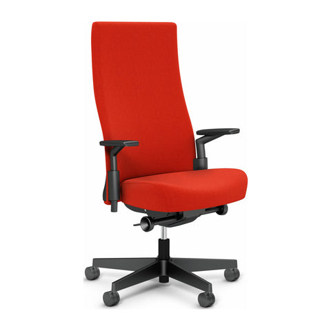 Remix High Back Office Chair - Height Adjustable