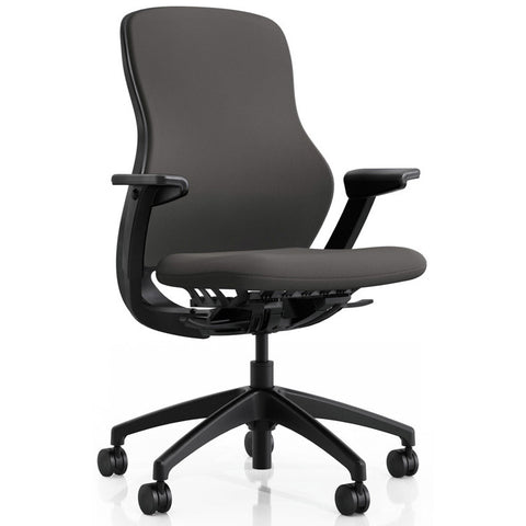 ReGeneration Upholstered Office Chair - Height Adjustable