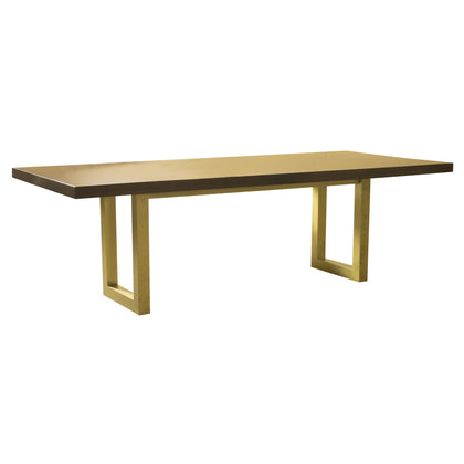 Saloom Furniture Emerson Extendable Dining Table 2modern
