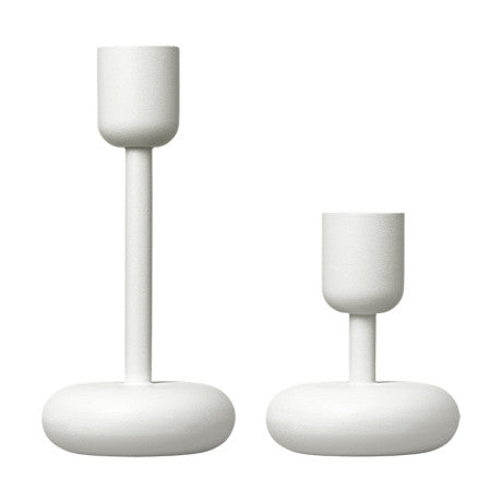 Set of 2 Nappula Candleholders