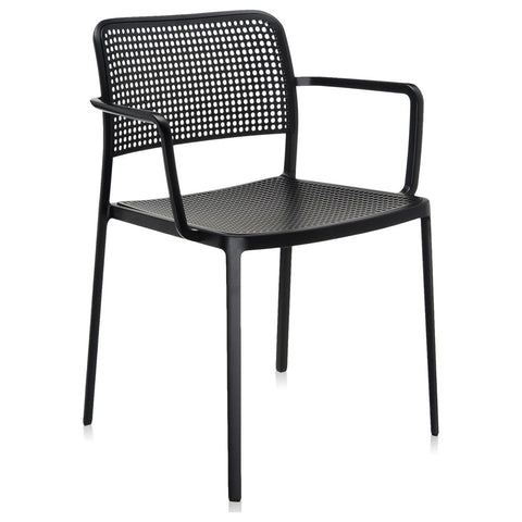 Audrey Chair with Arms (Set of 2)