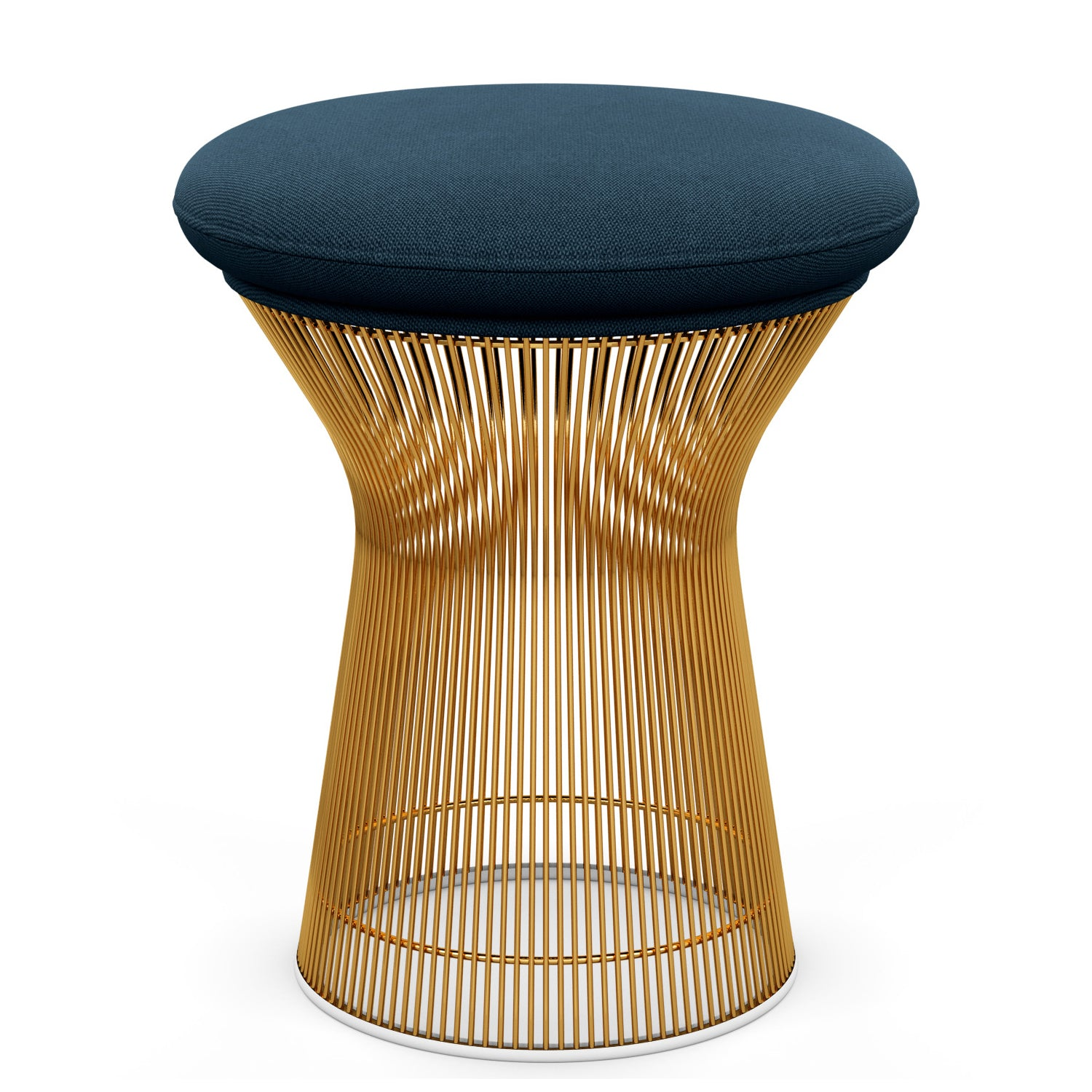 Unique Knoll Platner Gold Stool Recommended Item