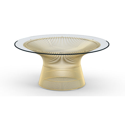Platner Gold Coffee Table