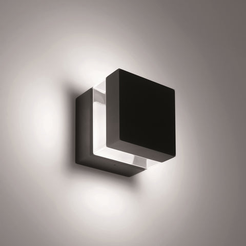 Tetragono Outdoor Wall Light
