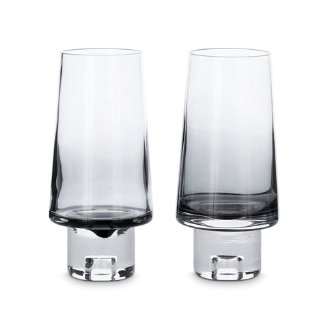 Tank High Ball Glasses (Set of 2)