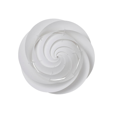 Swirl Ceiling or Wall Lamp