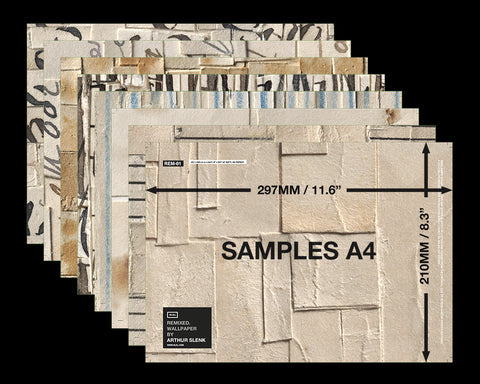 Remixed Wallpaper Sample Envelope