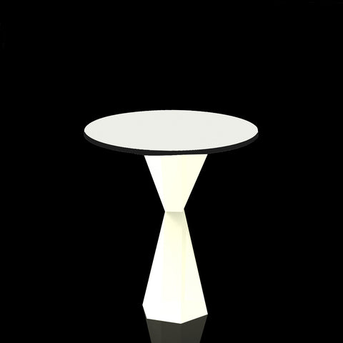 Illuminated Vertex Round Table